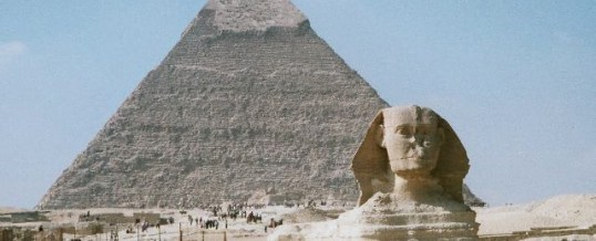 Gdyby starożytni Egipcjanie mieli koparki…