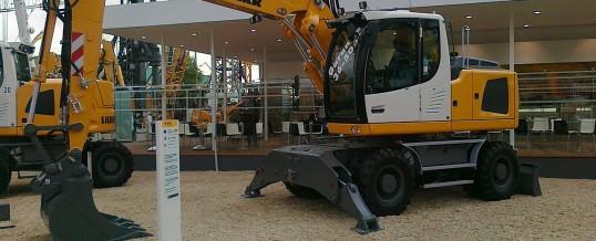 Kiedy wynająć maszyny budowlane firmy Liebherr?