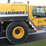 Ciężka maszyna Liebherr