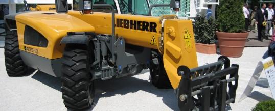 Korzyści z wynajmu sprzętu budowlanego firmy Liebherr