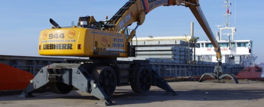 Eksploatacja maszyn budowlanych Liebherr