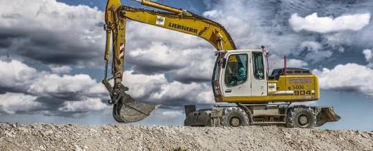 Jakie maszyny kupić do firmy budowlanej?